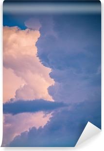 Afwasbaar Fotobehang Clouds