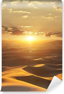 Afwasbaar Fotobehang Desert