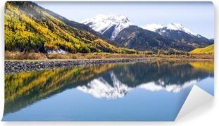 Afwasbaar Fotobehang Herfst in Colorado