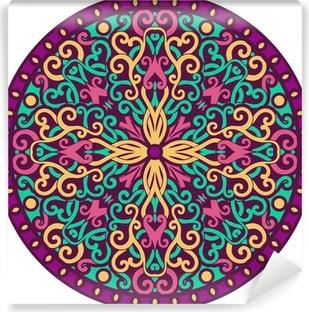 Afwasbaar Fotobehang Mandala