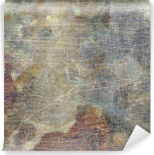 Afwasbaar Fotobehang Metal Texture