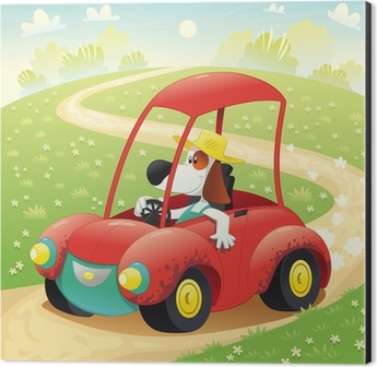 Funny dog on a car. Vector illustration, isolated objects Wall Mural on motorhome clip art, hole in one clip art, golf borders clip art, high quality golf clip art, golf club clip art, vehicle clip art, atv clip art, motorcycles clip art, golf tee clip art, car clip art, golf clipart, golf flag clip art, golf outing clip art, forklift clip art, golfer clip art, baby clip art, grill clip art, funny golf clip art, computer clip art, kayak clip art,