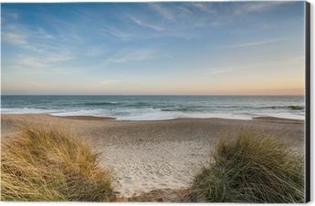 Sand dunes Aluminium Print (Dibond)