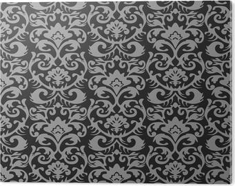 Behang Met Patroon : Fotobehang naadloze retro behang patroon u2022 pixers® we leven om te