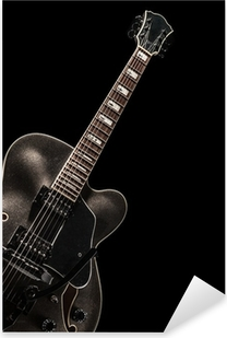 Pixerstick Aufkleber Akkustikgitarre