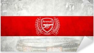 Pixerstick Aufkleber Arsenal F.C.