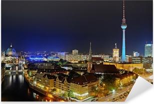 Pixerstick Aufkleber Berlin Fernsehturm