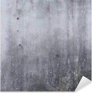 Pixerstick Aufkleber Betonwand Textur, rauen Beton Hintergrund