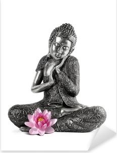 Pixerstick Aufkleber Bouddha a Serenitep