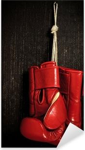Pixerstick Aufkleber Boxhandschuhp