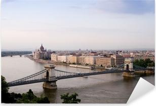 Pixerstick Aufkleber Budapest, Ungarn