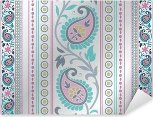 Aufkleber Paisley Blumenmuster, Hochzeit Vorlage, royal India ...