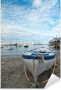 Pixerstick Aufkleber Capri, Boot