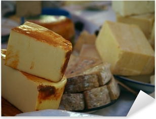 Pixerstick Aufkleber Cheeses