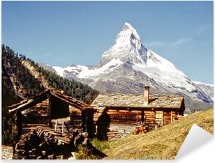 Pixerstick Aufkleber Das Matterhorn