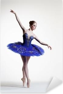 Pixerstick Aufkleber Die Tänzerinp