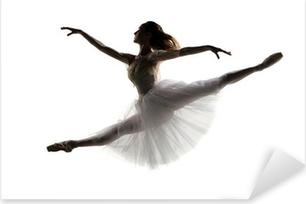 Pixerstick Aufkleber Die Tänzerin