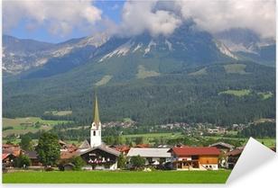 Pixerstick Aufkleber Ellmau am Wilden Kaiser in Tirol