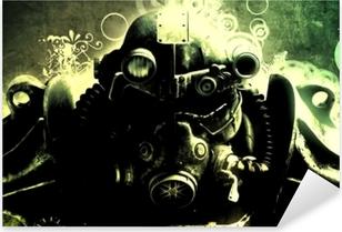 Pixerstick Aufkleber Fallout