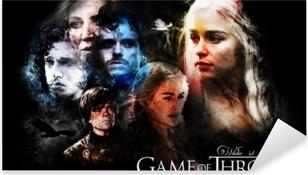 Pixerstick Aufkleber Game of Thrones
