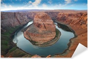 Pixerstick Aufkleber Grand Canyon, Horse Shoe Bend-