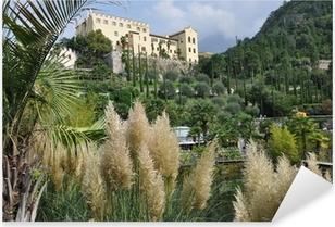 Pixerstick Aufkleber Hängende Gärten in Meran Südtirol