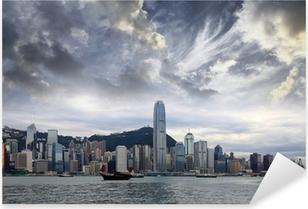 Pixerstick Aufkleber Hong kong