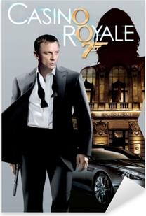 Pixerstick Aufkleber James Bond