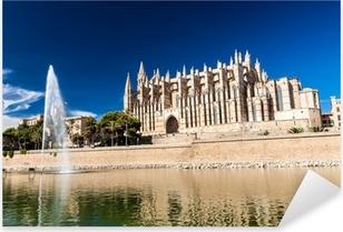 Pixerstick Aufkleber Kathedrale von Palma de Mallorca
