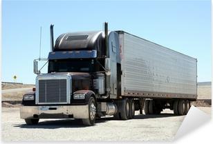 Pixerstick Aufkleber Keep on Truckingp