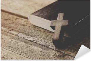 Pixerstick Aufkleber Kreuz