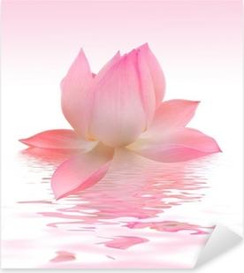 Pixerstick Aufkleber Lotus