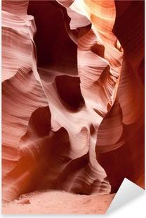 Pixerstick Aufkleber Lower Antelope Canyon