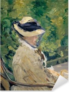 Pixerstick Aufkleber Madame Manet