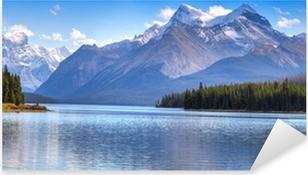 Pixerstick Aufkleber Maligne Lake