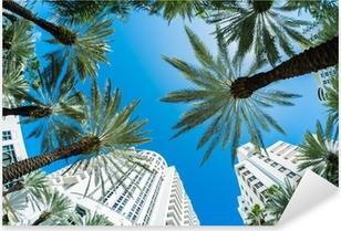 Pixerstick Aufkleber Miami beachp
