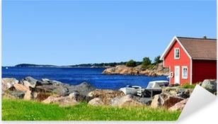 Pixerstick Aufkleber Norwegen