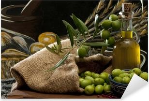 Pixerstick Aufkleber Oliven und Ölp