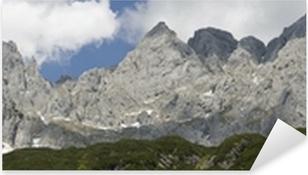 Pixerstick Aufkleber Panorama vom Wilden Kaiserp