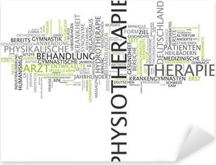 Pixerstick Aufkleber Physiotherapiep