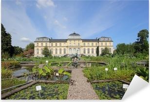 Pixerstick Aufkleber Poppelsdofer Schloss und Botanischer Garten in Bonnp