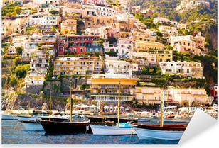 Pixerstick Aufkleber Positano, Amalfi Coastp