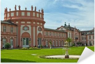 Pixerstick Aufkleber Schloss Wiesbaden Biebrichp