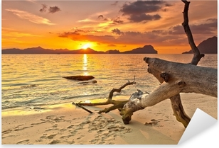 Pixerstick Aufkleber Sonnenuntergangp