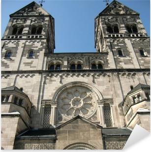 Pixerstick Aufkleber St. Josef-Kirche in Düsseldorf-Rath
