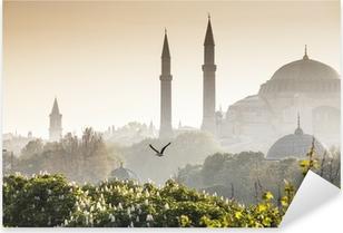 Pixerstick Aufkleber Sultanahmet Camii / Blue Mosque, Istanbul, Turkey