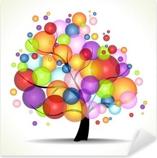 Pixerstick Aufkleber TREE OF LIFE