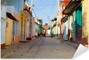 Pixerstick Aufkleber Trinidad Farben