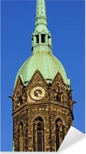 Pixerstick Aufkleber Turm der evangelischen Hauptkirche in MÖNCHENGLADBACH-RHEYDT