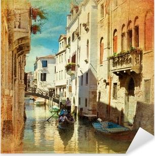 Pixerstick Aufkleber Venedig